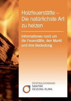 Broschüre Holzfeuerstätte